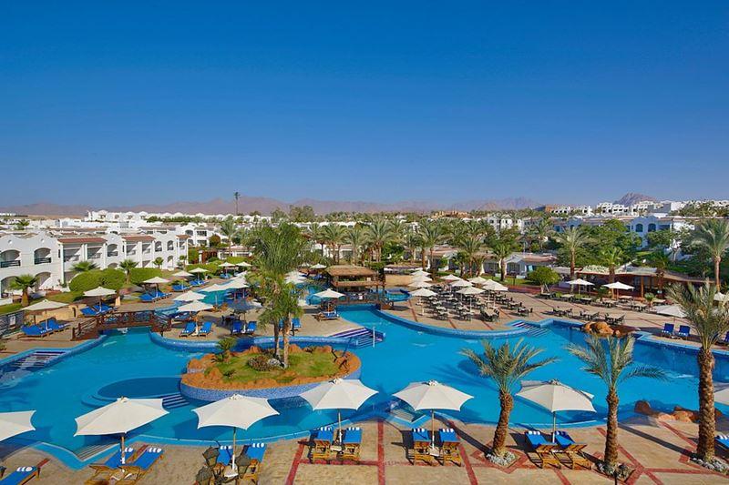 Лучшие курорты Египта для семейного отдыха с детьми - Sharm Dreams Resort