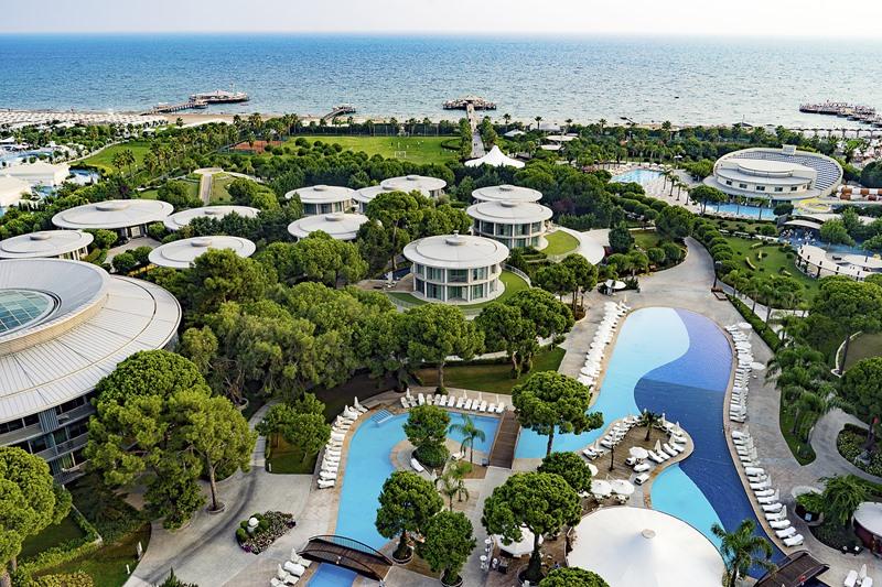 Лучшие курортные отели All Inclusive в Турции - Calista Luxury Resort