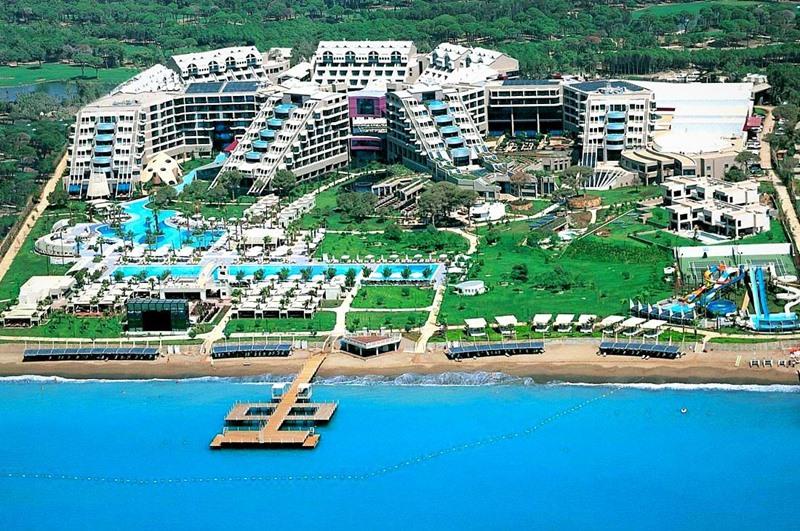 Лучшие курортные отели All Inclusive в Турции - Cornelia De Luxe Resort