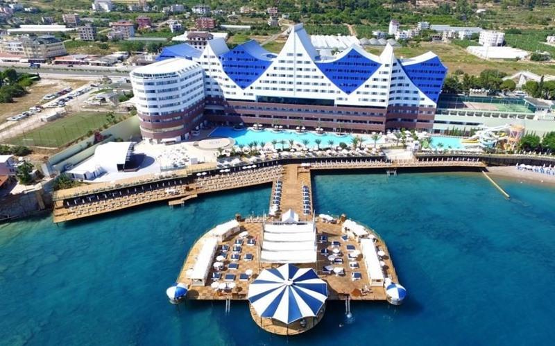 Лучшие курортные отели All Inclusive в Турции - Orange County Resort Hotel