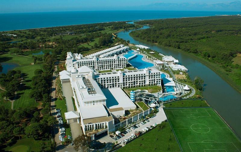 Лучшие курортные отели All Inclusive в Турции - Titanic Deluxe Golf Belek