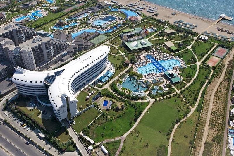 Лучшие курортные отели All Inclusive в Турции - Concorde De Luxe Resort