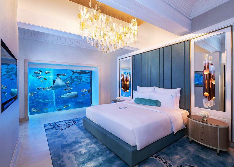 Лучшие подводные отели мира - Atlantis, The Palm