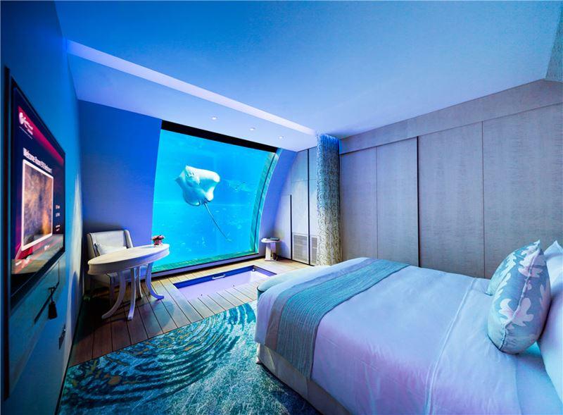 Лучшие подводные отели мира - Resorts World Sentosa