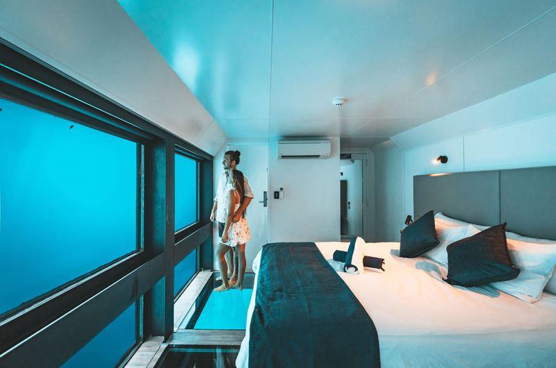 Лучшие подводные отели мира - Reefsuites (Австралия)