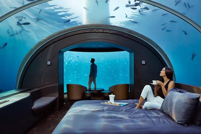 Мифы о Мальдивах - Conrad Maldives Rangali Island