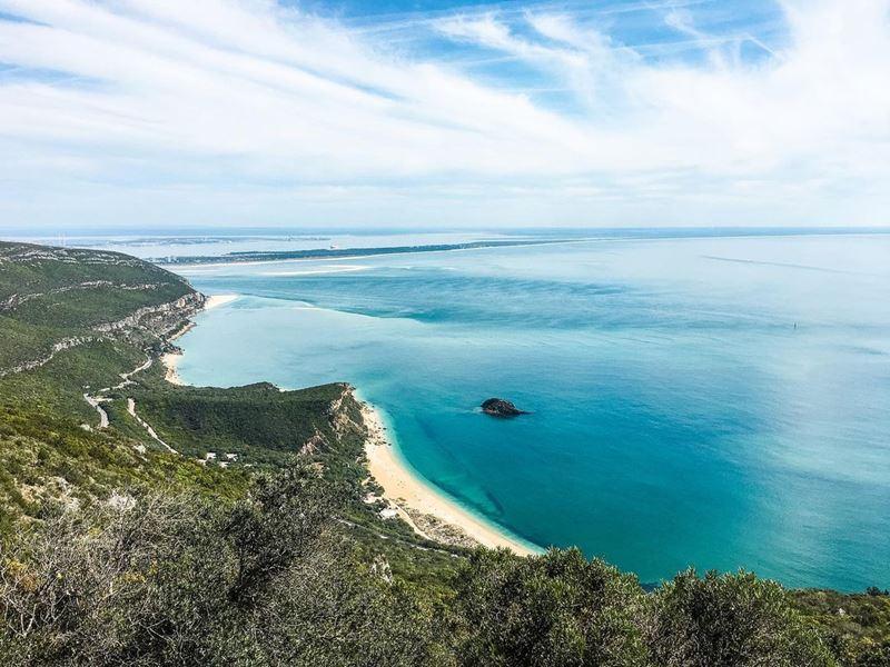 Природные парки и заповедники Лиссабона - Природные парки и заповедники Лиссабона - парк Аррабида