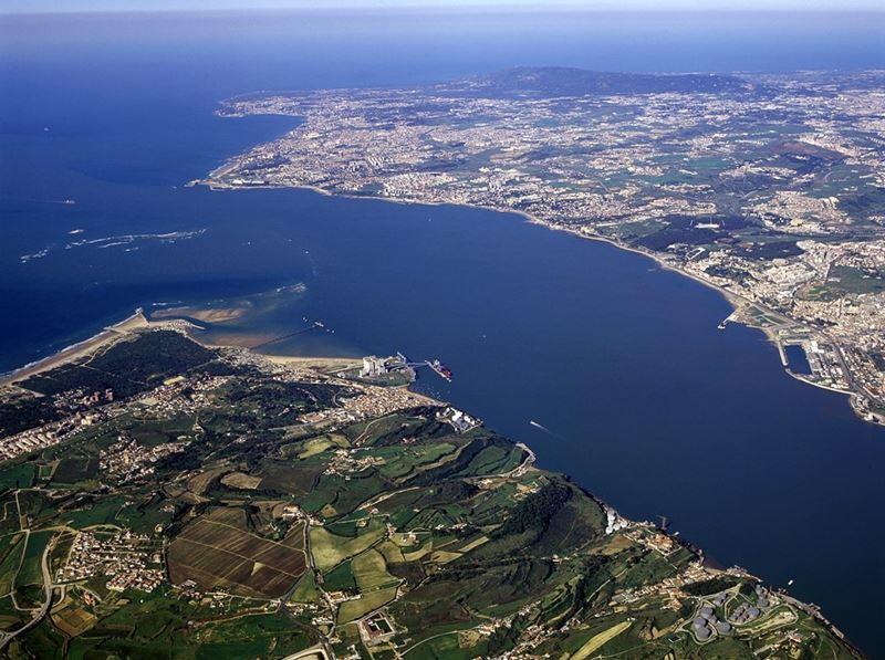 Природные парки и заповедники Лиссабона - Природный заповедник устья реки Тежу