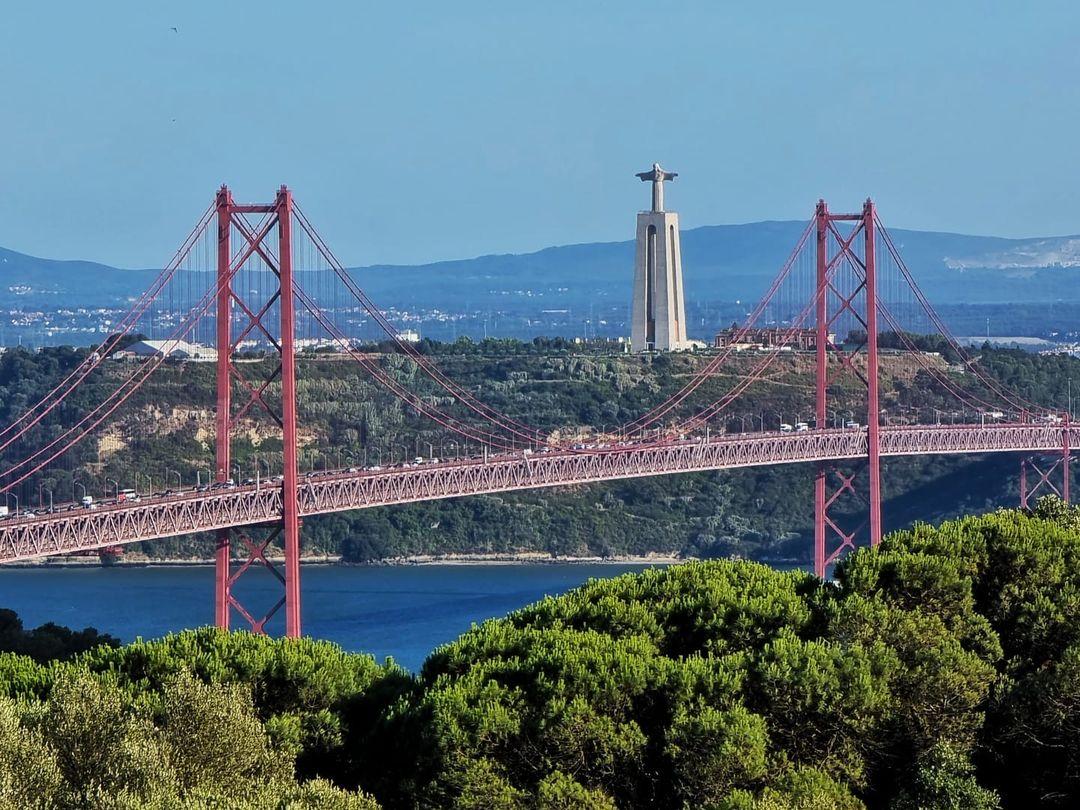 Природные парки и заповедники Лиссабона - Парк Монсанто