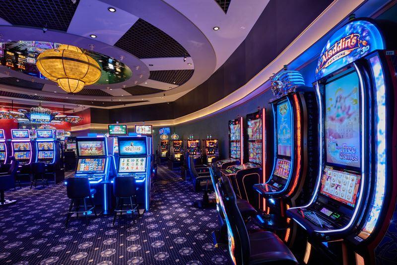 Спа-курорт Grand Resort Bad Ragaz (Швейцария) - казино