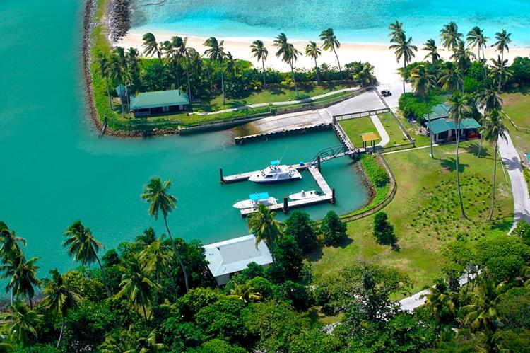 Самые дорогие курорты мира: Fregate Island