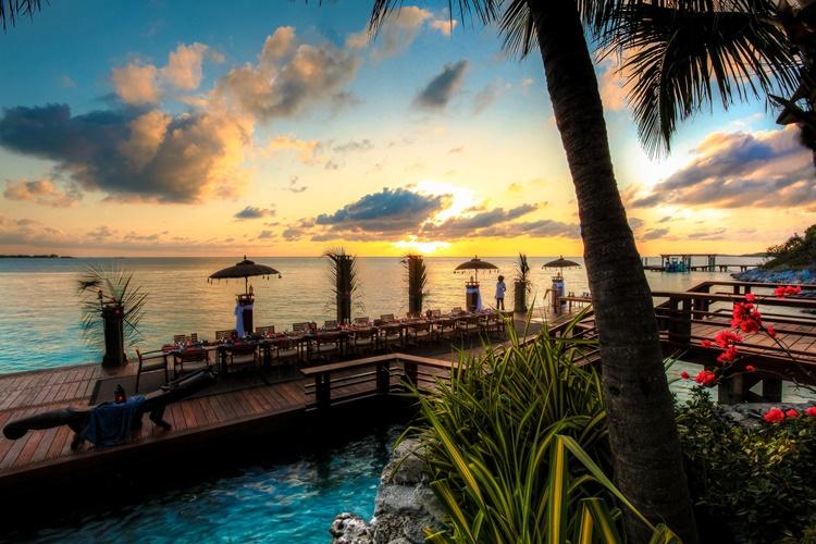 Самые дорогие курорты мира: Musha Cay