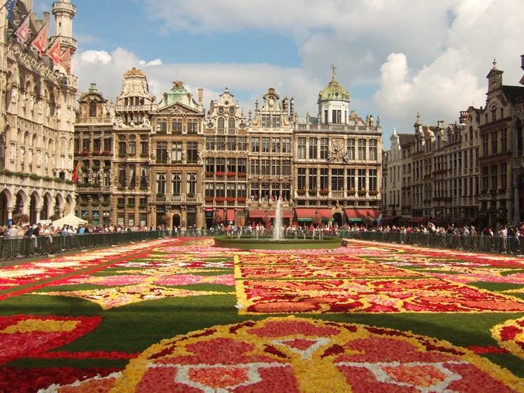 Брюссель площадь