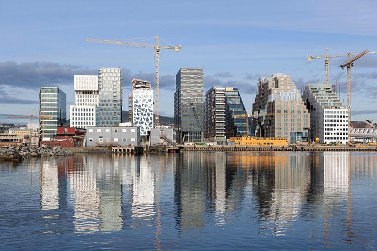 Осло - столица Норвегии