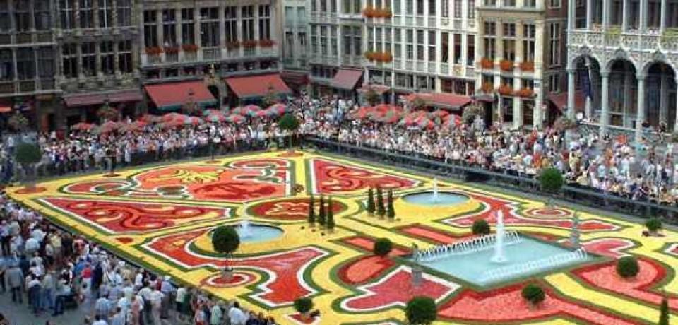 Брюссель – сердце Бельгии, столица Европы