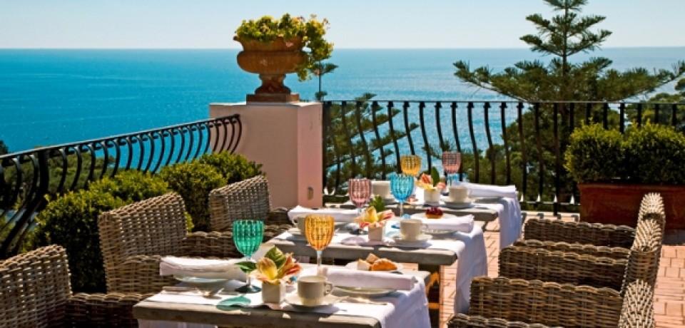 Острова Италии: лучшие отели Капри