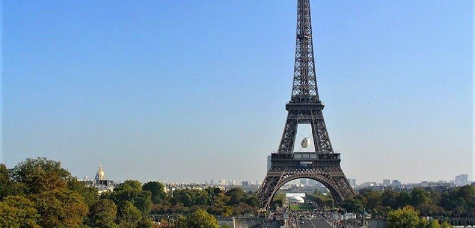 Французские города и самые красивые места Франции