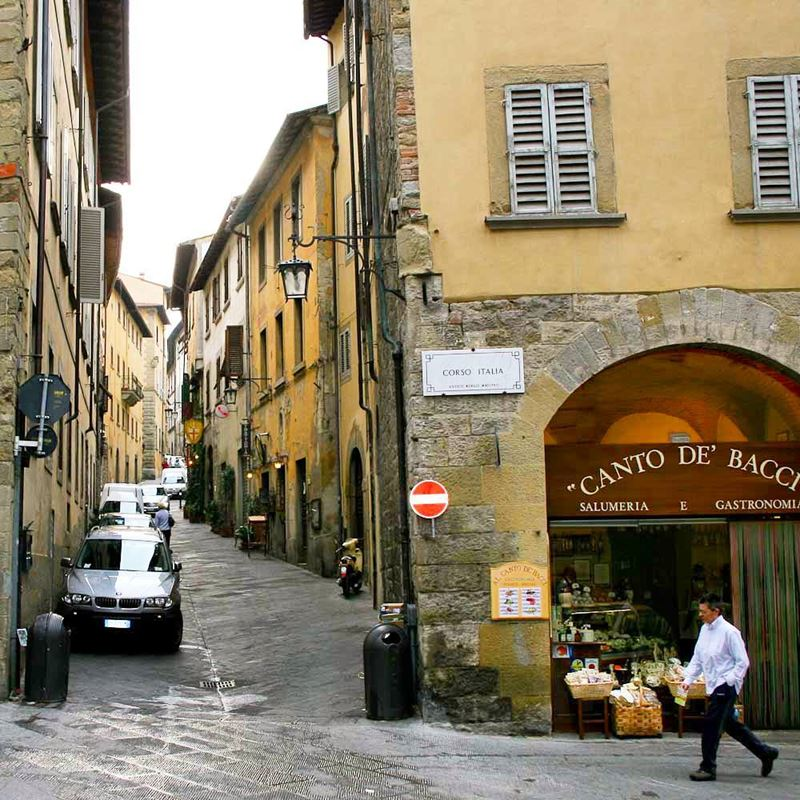 Красивые города Тосканы: Ареццо