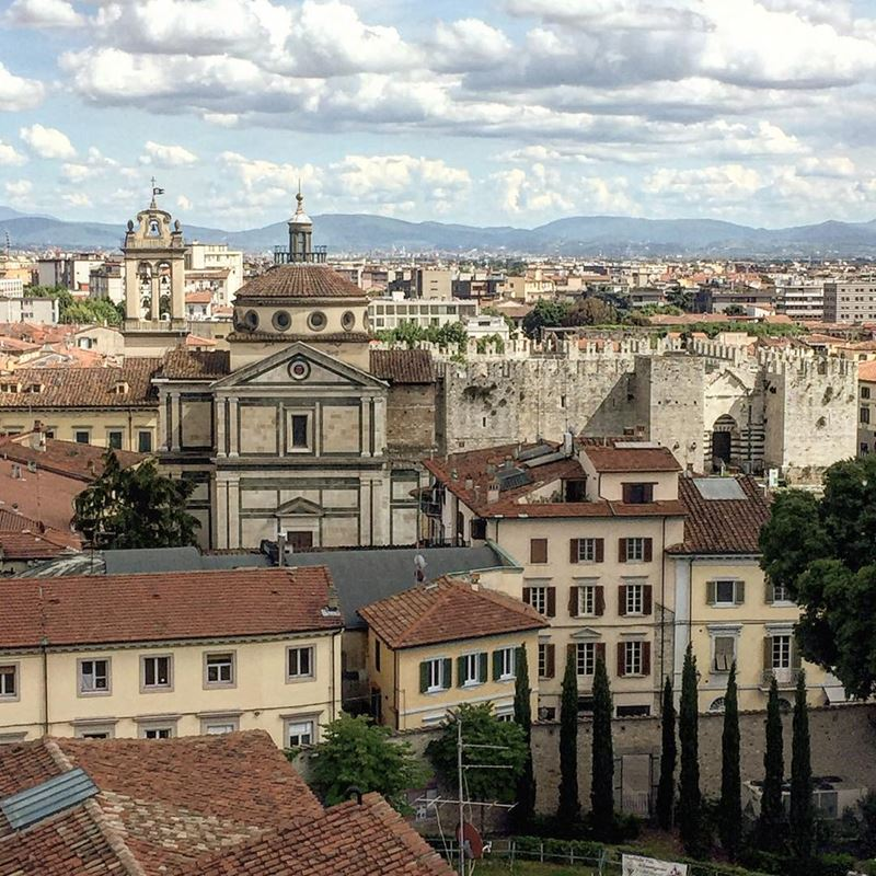 Красивые города Тосканы: Прато