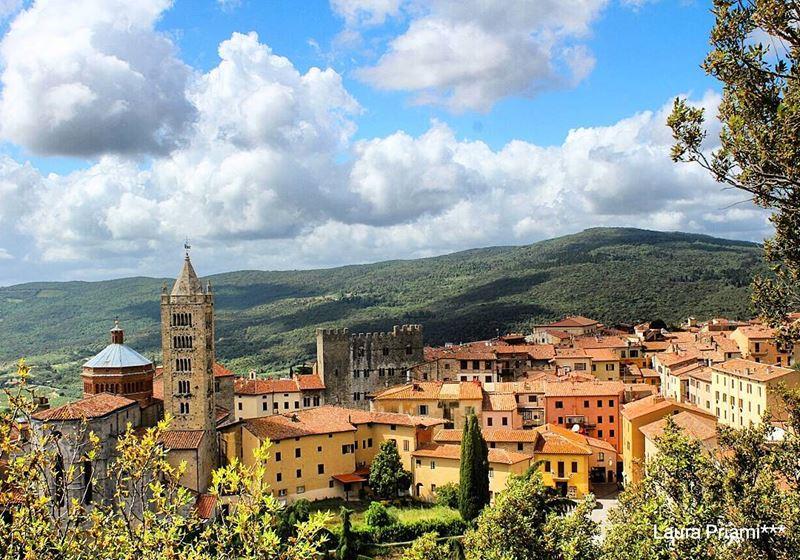 Красивые города Тосканы: Гроссето