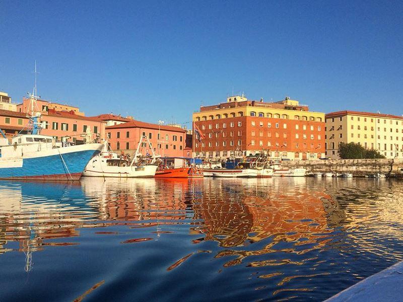 Красивые города Тосканы: Ливорно