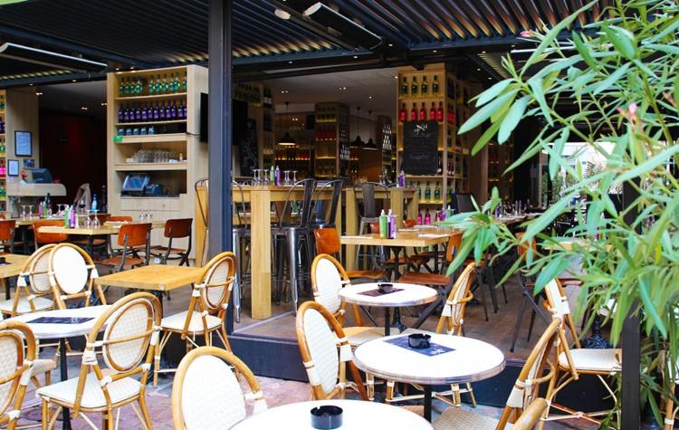 Итальянский ресторан в Лионе
