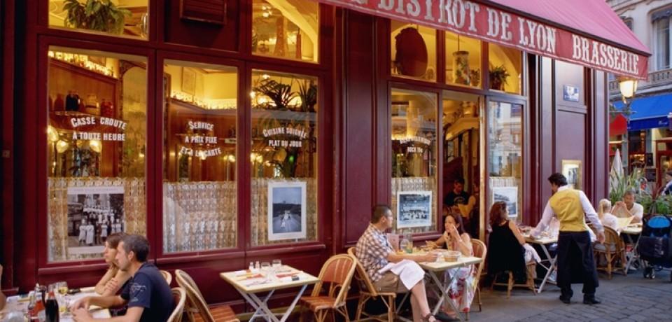 Лион — гастрономическая столица Франции