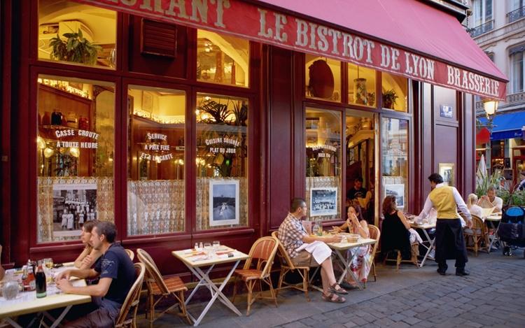 Ресторан Le Bistrot de Lyon