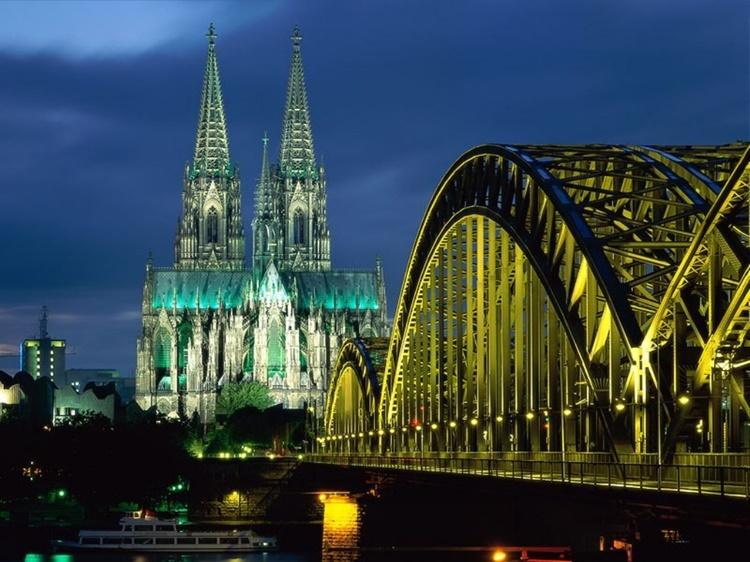 Что посмотреть в Кёльне: кафедральный собор