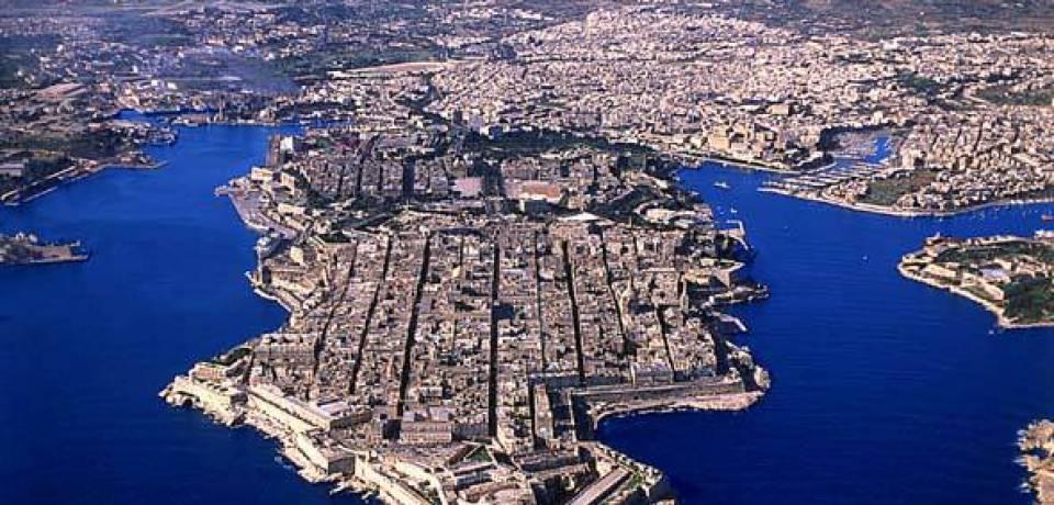 Ла Валетта – столица Мальты в архитектурных  деталях