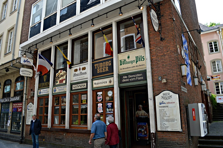 Что посмотреть в Кёльне: музей пива
