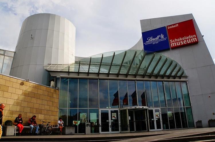 Что посмотреть в Кёльне: музей шоколада