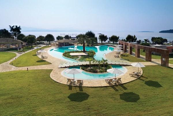 дассия лучшие курорты и туристические зоны греции