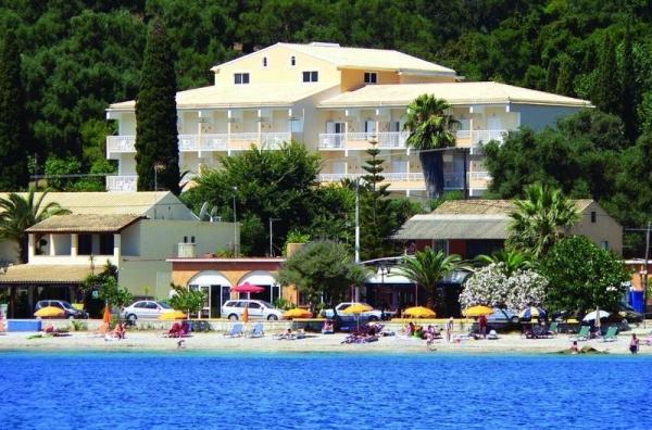 ипсос лучшие курорты и туристические зоны греции