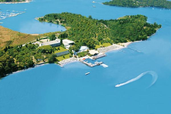 лучшие курорты греции корфу
