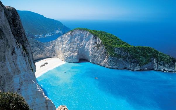закинф лучший курорты и туристические зоны греции