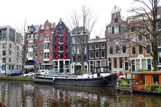 амстердам достопримечательности архитектура