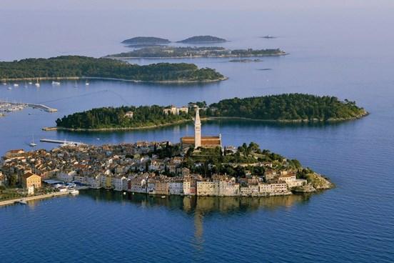 города хорватии ровинь полуостров истрия