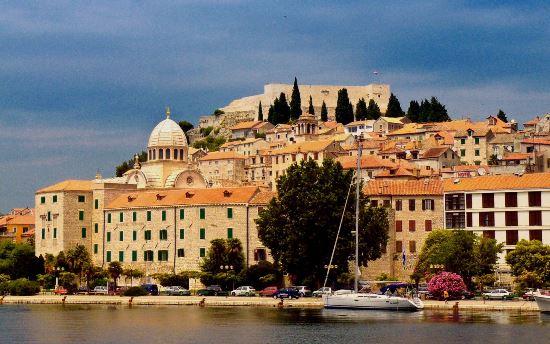 города хорватии шибеник