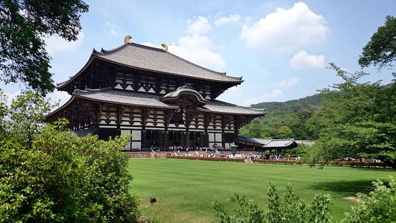Достопримечательности Японии - Храм Тодайдзи