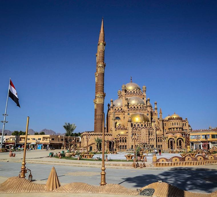 Города Египта: Шарм-Эль-Шейх