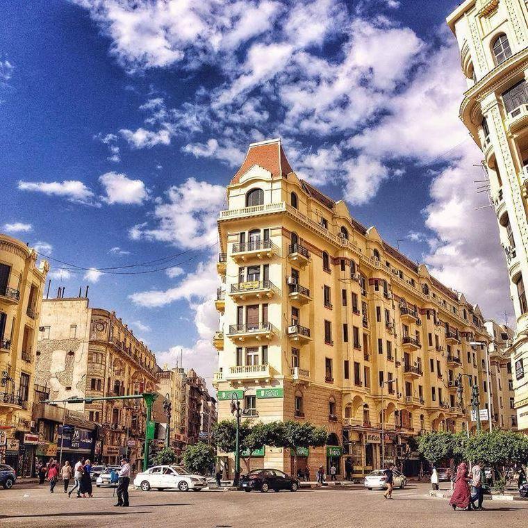 Города Египта: Каир