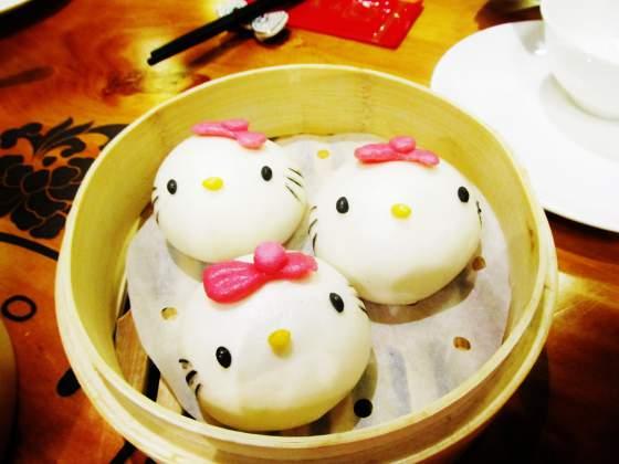 В Гонконге открылся ресторан Hello Kitty-1