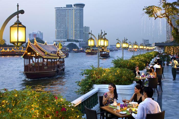 Куда поехать в Таиланде:  бангкок