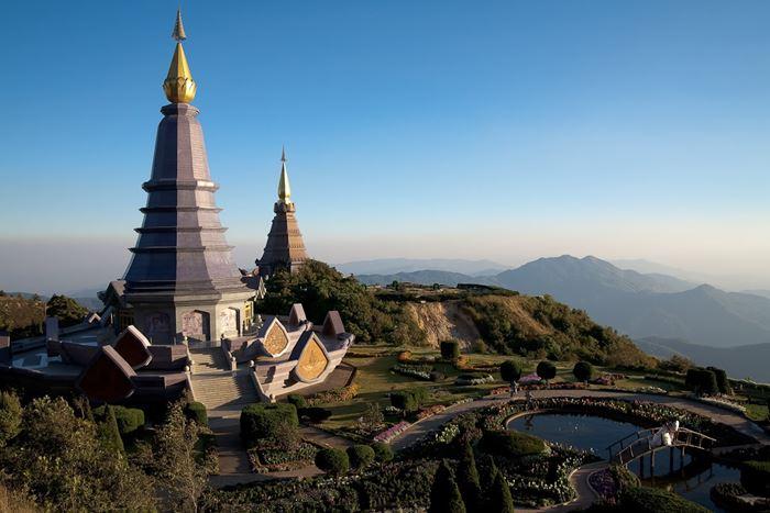 Куда поехать в Таиланде:  Чиангмаи