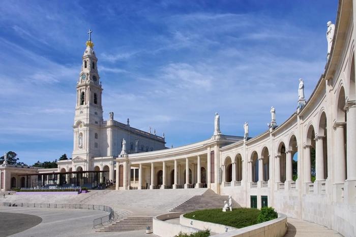 Города Португалии: Фатима