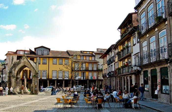Города Португалии: Гимарайнш