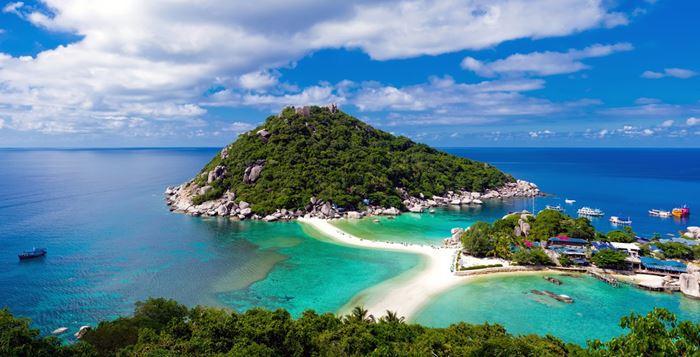 Куда поехать в Таиланде:  Ко Пханган