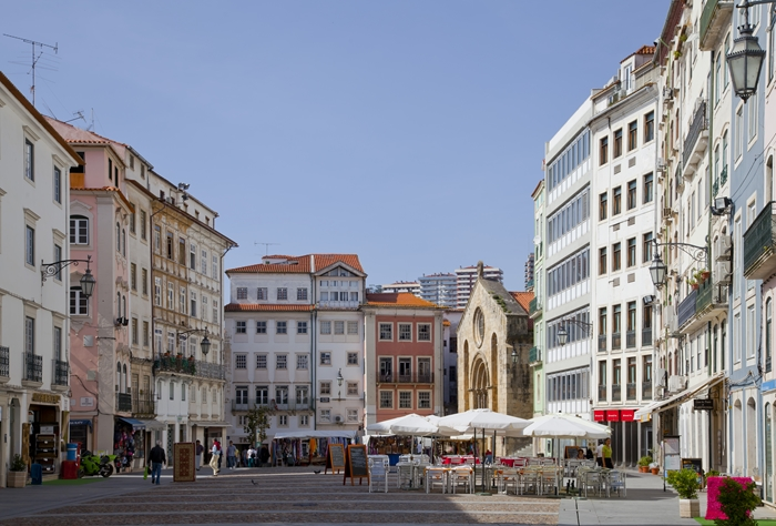 Города Португалии: Коимбра