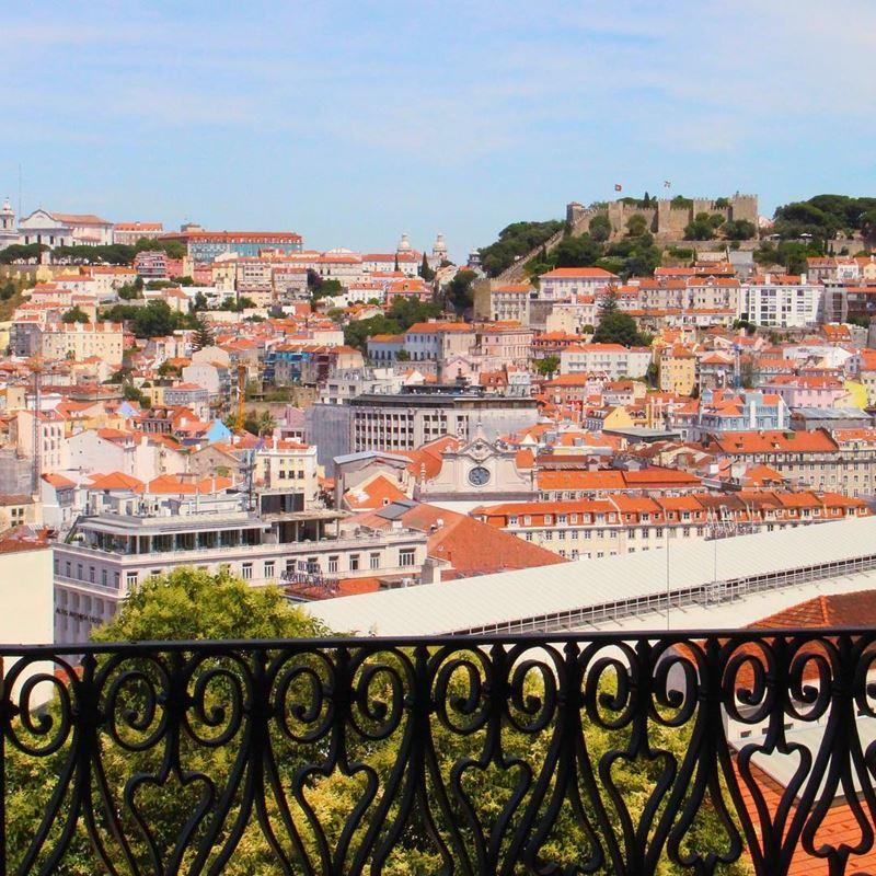 Красивые города Португалии: Лиссабон